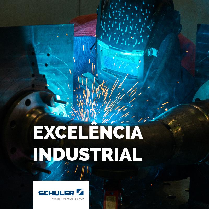 Desafio Excelência Industrial - Schuler
