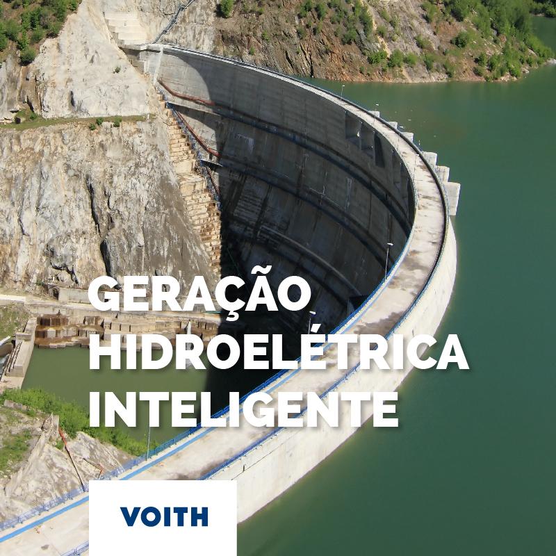 Desafio Geração Hidroelétrica Inteligente - Voith