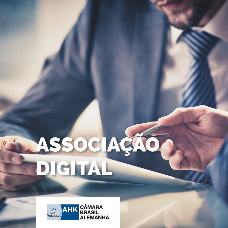 Desafio Associação Digital - Câmara de Comércio Brasil-Alemanha